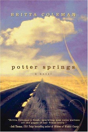 9780446577786: Potter Springs