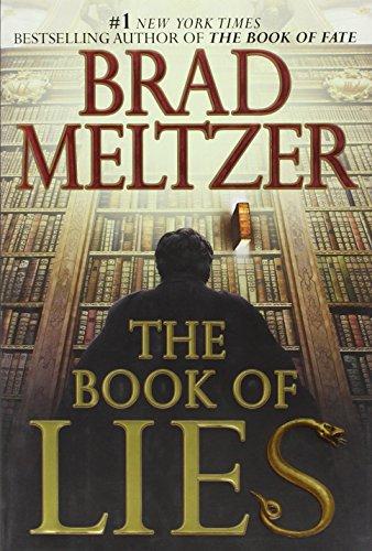 The Book of Lies: Meltzer, Brad