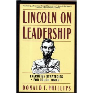 9780446578059: Lincoln on Leadership: Executive Strategies for Tough Times