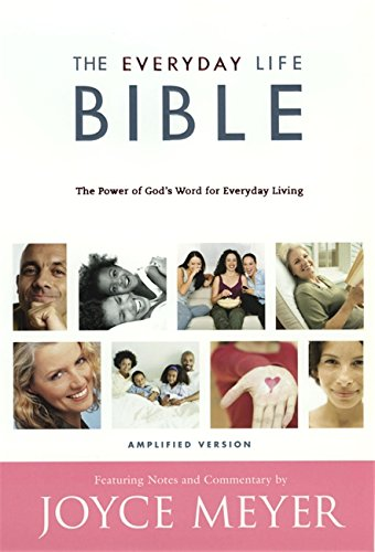 9780446578271: Amplified Everyday Life Bible-AM: The Power of God's Word for Everyday Living