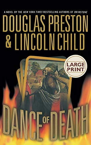 9780446578301: Dance of Death (Large Print)