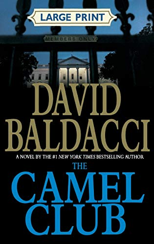 The Camel Club (Large Print): David Baldacci