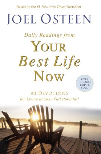 9780446578813: Your Best Life Now Devotional