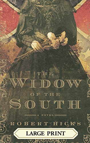 9780446578820: The Widow of the South (Large Print)