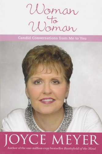 9780446579742: Woman to Woman: Candid Conversations From Me to You