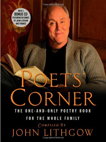 The Poets Corner (Signed Advance Reading Copy: Lithgow, John