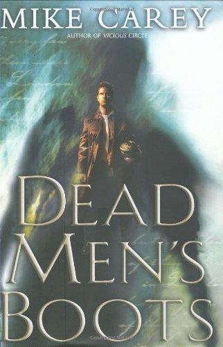 9780446580328: Dead Men's Boots (Felix Castor)