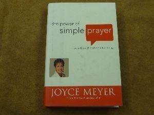 9780446580588: The Power of Simple Prayer
