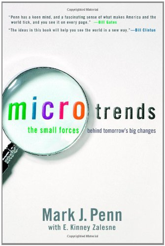 9780446580960: Microtrends: The Small Forces Behind Tomorrow's Big Changes