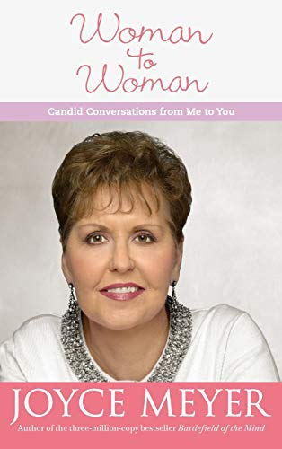 9780446581806: Woman to Woman: Candid Conversations from Me to You