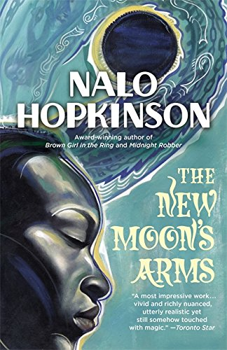 9780446581974: The New Moon's Arms