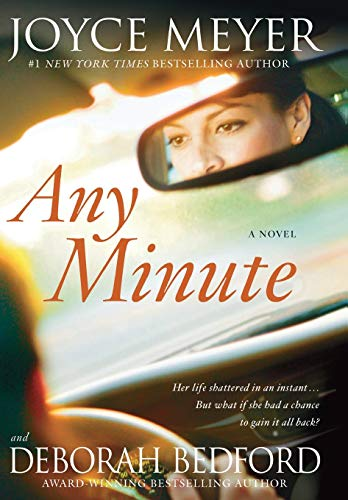 9780446582537: Any Minute: A Novel