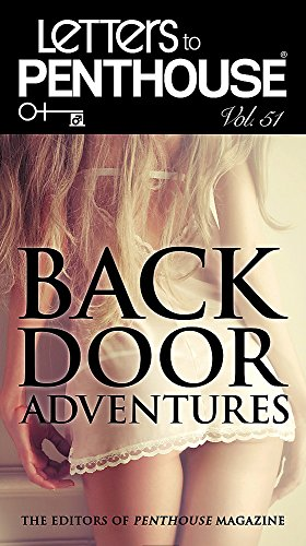 9780446583664: Letters to Penthouse Vol. 51: Backdoor Adventures
