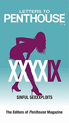 9780446583688: Letters to Penthouse XXXXIX: Sinful Sexxxploits