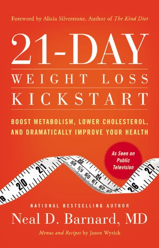 9780446583824: 21-Day Weight Loss Kickstart: Boost Metabolism, Lower Cholesterol, and Dramatically Improve Your Health