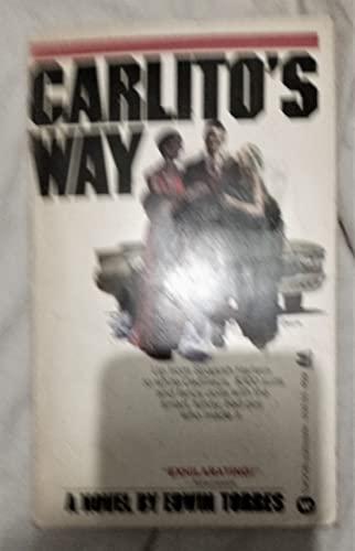 9780446598095: Carlito's Way