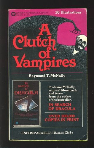 9780446598217: A Clutch of Vampires (Warner Paperback Library, 39-821)