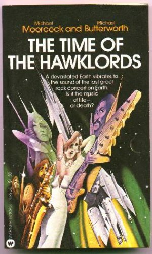 9780446599863: Time of Hawklords