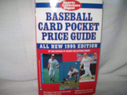 9780446600538: Sports Collectors Digest, Baseball Card Pocket Price Guide