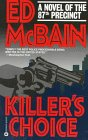 9780446601443: Killers' Choice (The 87th Precinct Series)