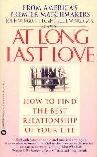 At Long Last Love : Sage Advice: Julie Wingo; John