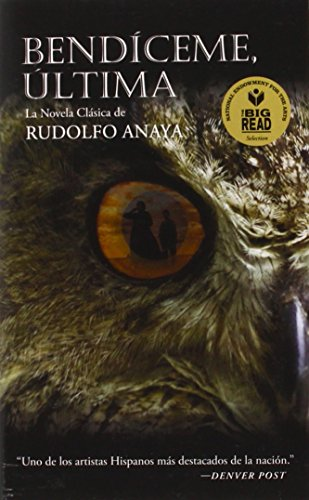 Bendiceme Ultima (Bless Me, Ultima) (Spanish Edition): Rudolfo Anaya