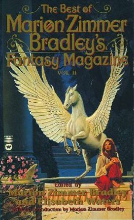 9780446601924: The Best of Marion Zimmer Bradley's Fantasy Magazine - Volume 2