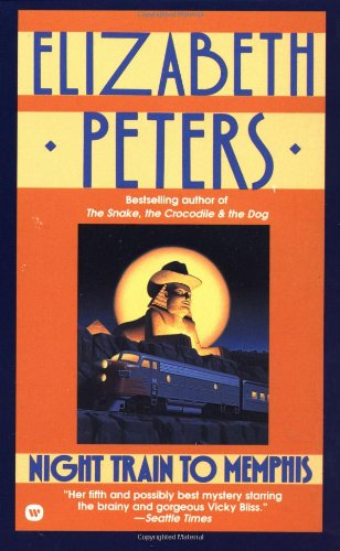 9780446602488: Night Train to Memphis (Vicky Bliss Mysteries)