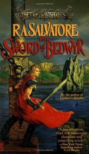 9780446602723: The Sword of Bedwyr (Crimson Shadow (PB))
