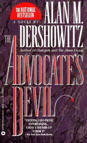 9780446602914: The Advocate's Devil