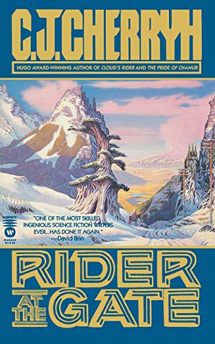 9780446603454: Rider at the Gate (Nighthorse, Book 1)
