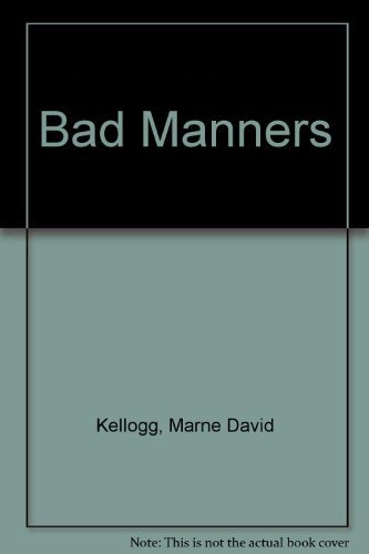 9780446603577: Bad Manners