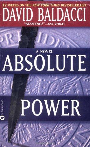 Absolute Power: Baldacci, David