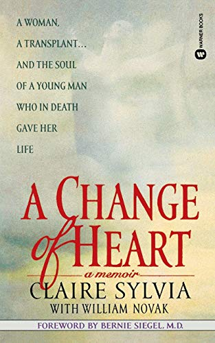 9780446604697: A Change of Heart: A Memoir