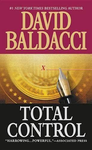 9780446604840: Total Control (Roman)