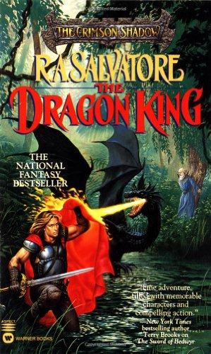 9780446604857: The Dragon King (The Crimson Shadow)