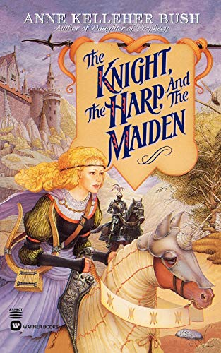 9780446604963: The Knight, the Harp, and the Maiden (Secrets of the Witch World)