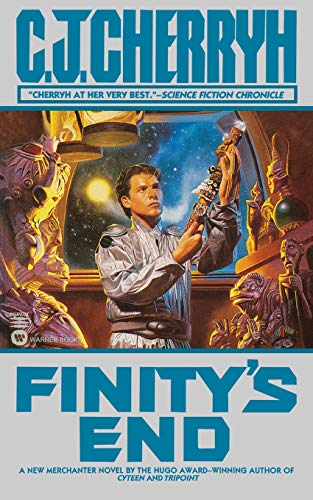9780446605601: Finity's End
