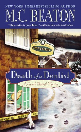 9780446606011: Death of a Dentist (Hamish Macbeth Mysteries, No. 13)