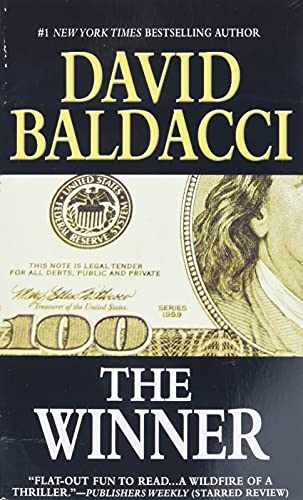 The Winner: David Baldacci
