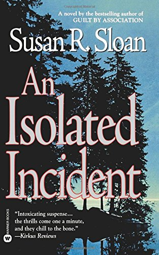 9780446606455: An Isolated Incident