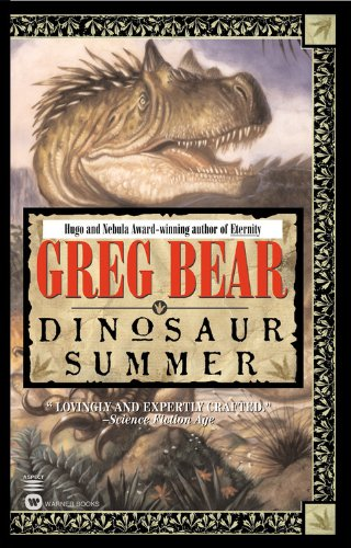 9780446606660: Dinosaur Summer