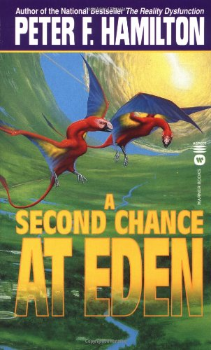 9780446606714: A Second Chance at Eden