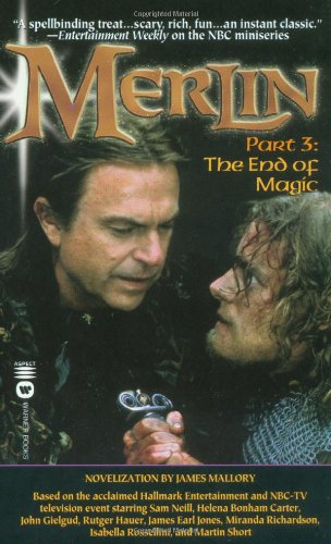 9780446607926: The End of Magic (Merlin (Warner))