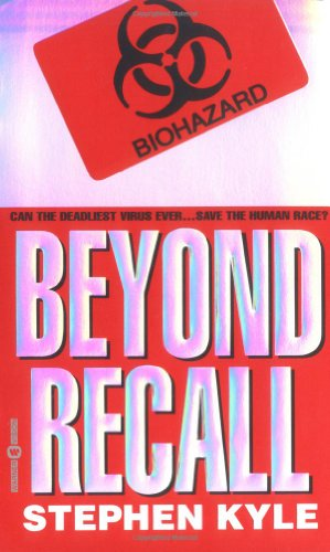 9780446608091: Beyond Recall