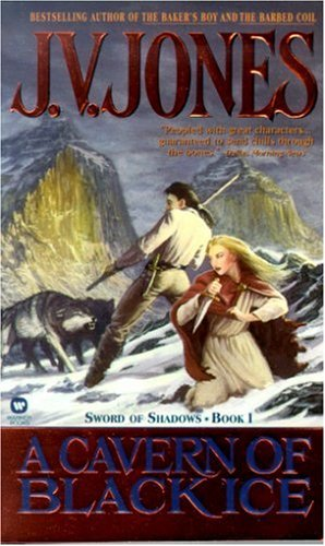 9780446608176: A Cavern of Black Ice (Sword of Shadows, Book 1)