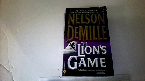 9780446608268: The Lion's Game