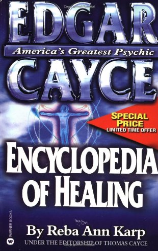 9780446608411: Edgar Cayce: Encyclopedia Healing