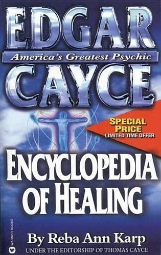 9780446608411: Edgar Cayce Encyclopedia of Healing