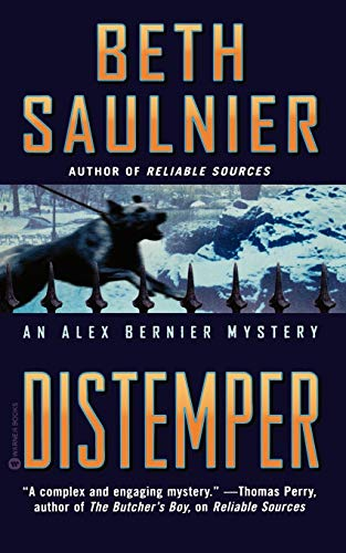 9780446608619: Distemper (Alex Bernier Mysteries)